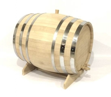Oak wine barrel cask 100 liters