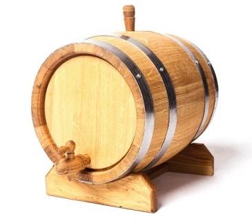 Oak barrel cask 20 Litres