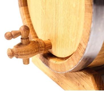 Oak wine barrel cask 30 Litres