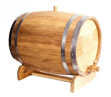Oak wine barrel cask 50 Litres