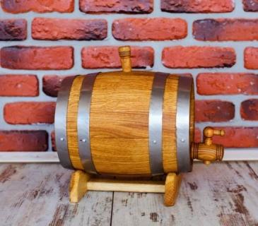Oak barrel cask 5 Litres