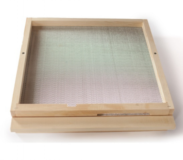 Beehive Open Mesh Floor With Drawer And Entrance Block