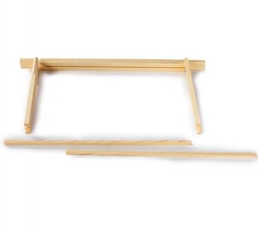 DN4 B.S. National Brood Hoffman Self Spacing Frames