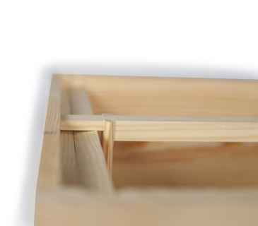 Super Box for National Beehive