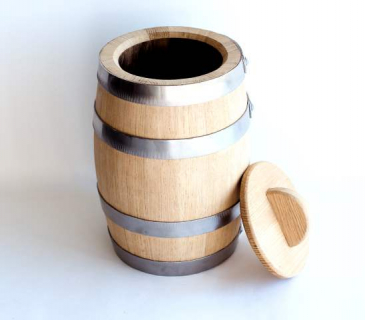 Wooden Oak Barrels for pickle and cabbage